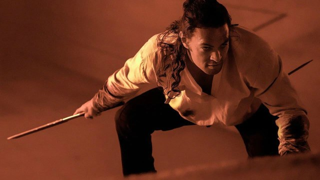 Jason Mamoa è Duncan Idaho in Dune (2020) di Denis Villeneuve