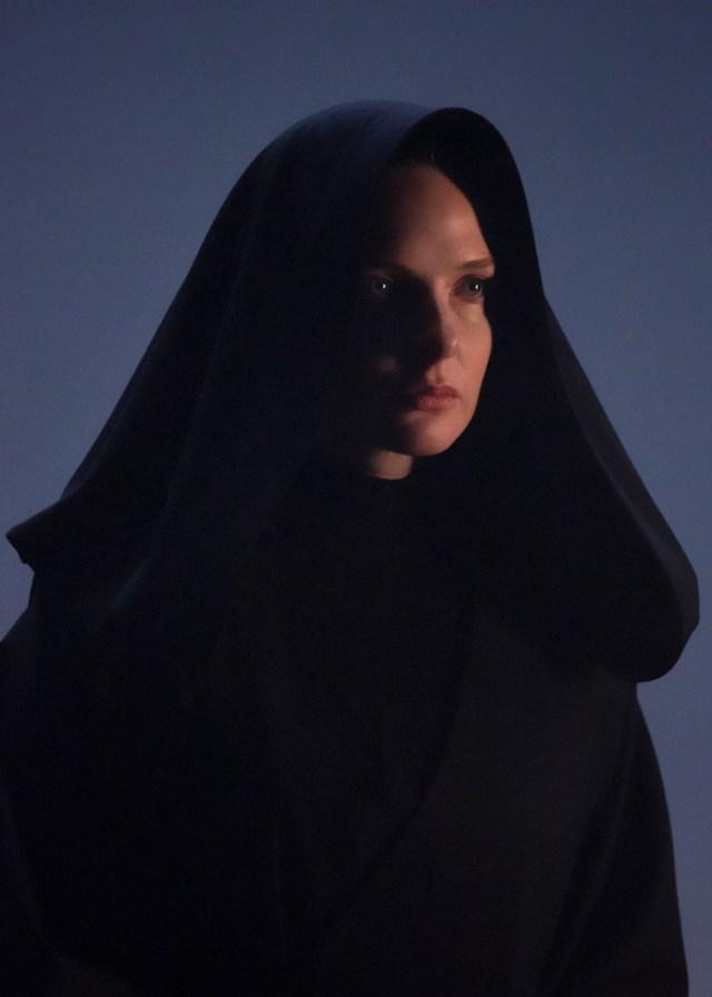 Rebecca Ferguson è Lady Jessica in Dune (2020) di Denis Villeneuve