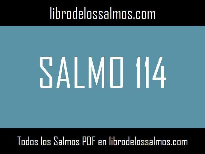 salmo 114