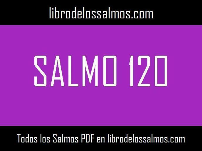 salmo 120