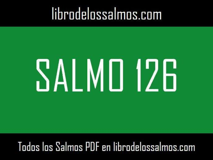 salmo 126