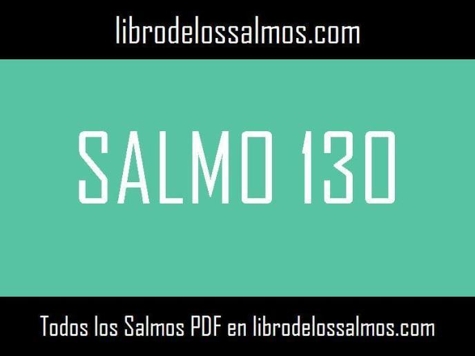 salmo 130
