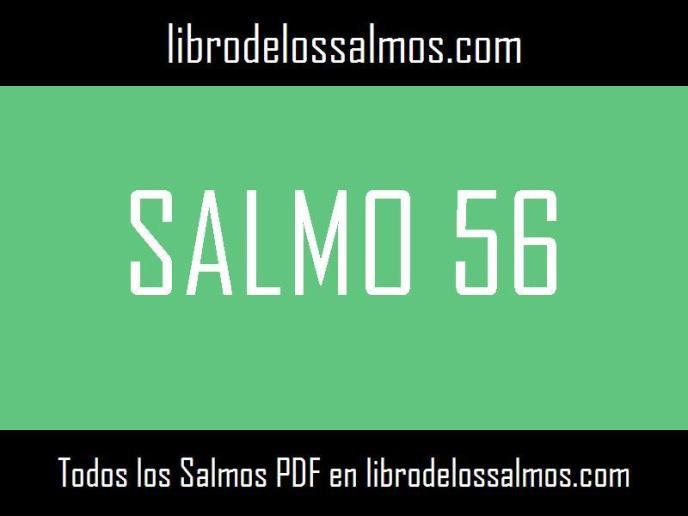 salmo 56