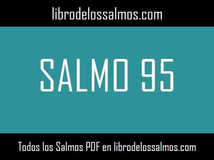 salmo 95
