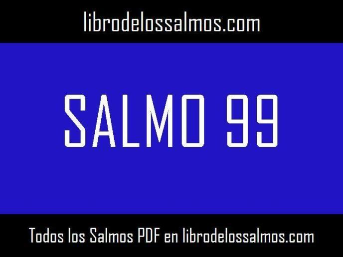 salmo 99