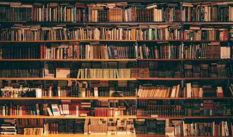 Biblioteca Libreria Libro
