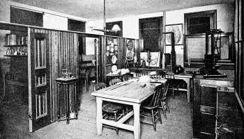 Laboratorio Psicologia Experimental Wundt