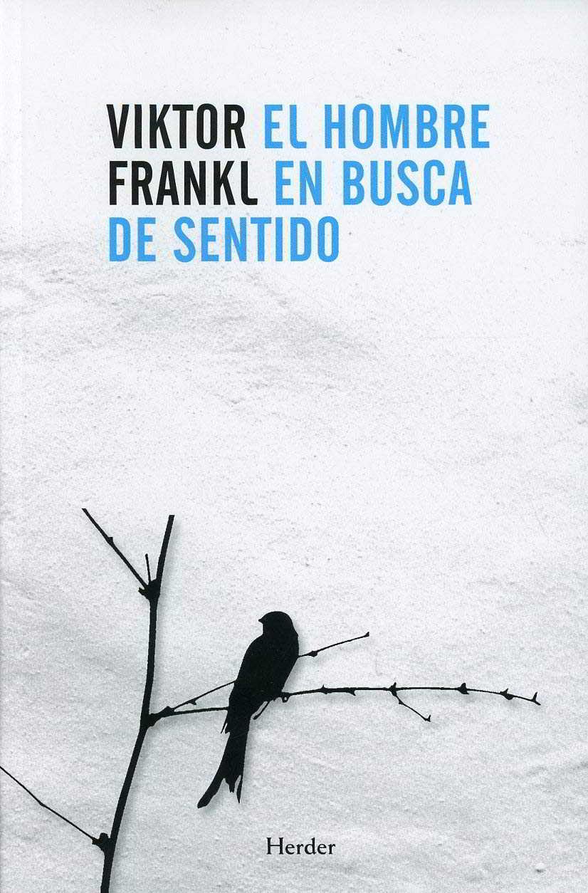 El hombre en busca de sentido libro viktor frankl