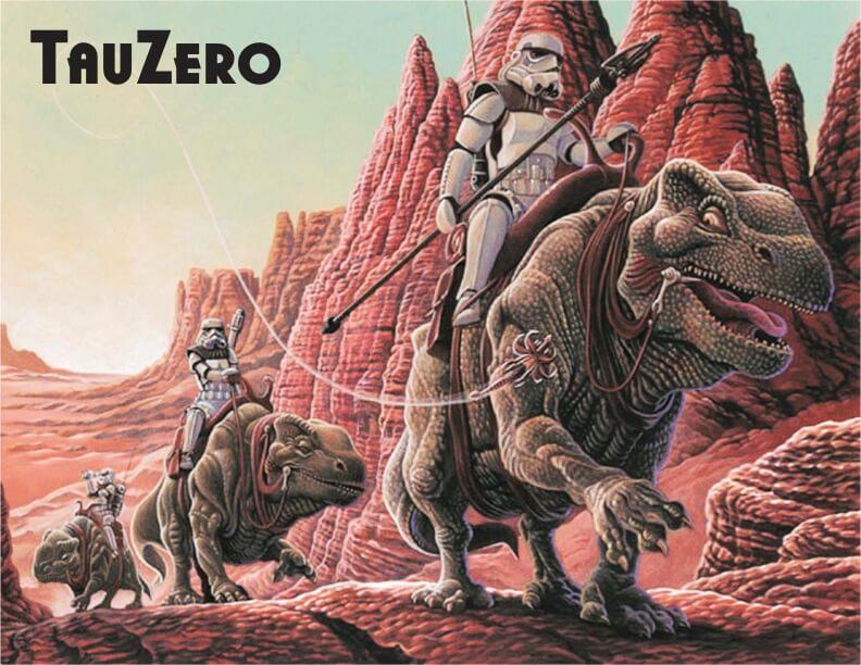 TauZero Especial Nº9, varios autores