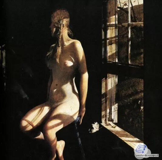 andrew-wyeth-lovers-1981