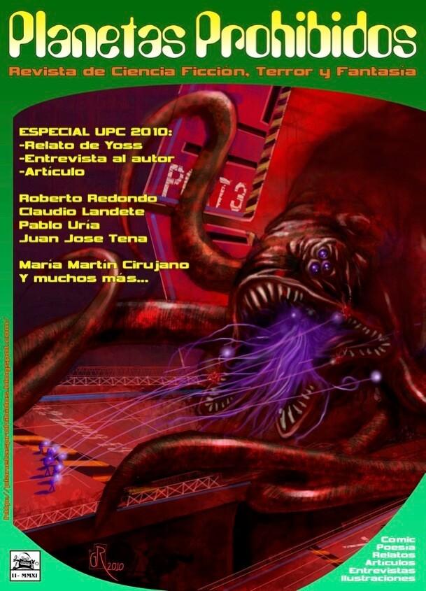 Revista Planetas Prohibidos 02 (2011)
