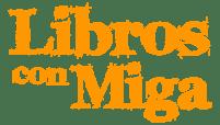 Logotipo de Libros con Miga