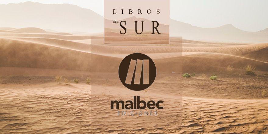 Malbec Ediciones incorpora su catálogo a librosdelsur.es