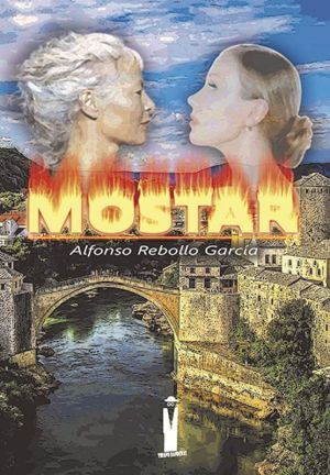 Portada Mostar de Alfonso Rebollo