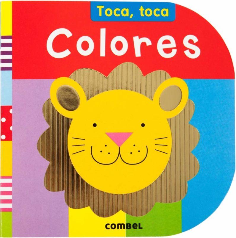 Colores (Toca, toca) (Español) Libro de cartón