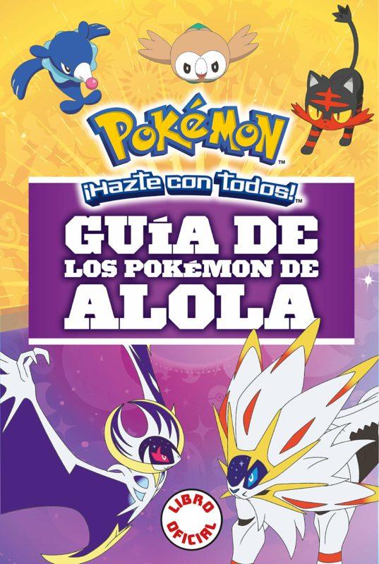 Guía de los pokémon de Alola (Colección Pokémon) (Español) Tapa blanda