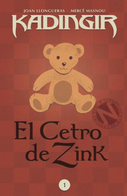 El Cetro de Zink: Volume 1 (Kadingir) (Español) Tapa blanda