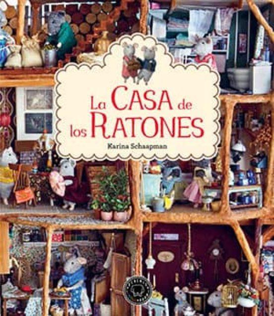 La casa de los ratones, volumen 1 (Español) Tapa dura