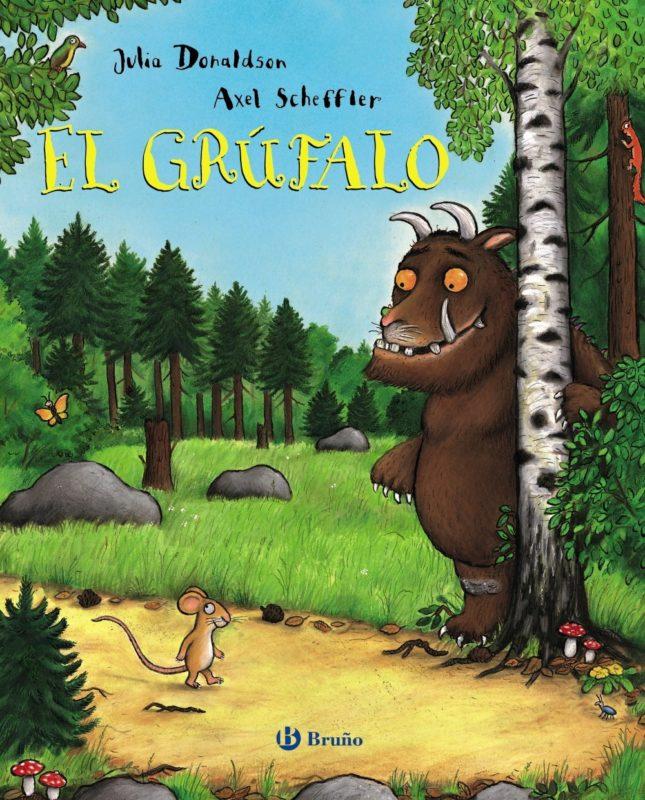 El grúfalo (Español) Tapa dura