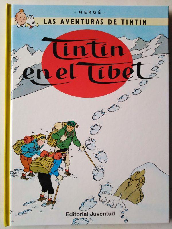 Tintín en el Tíbet - Las Aventuras de Tintín (Cartoné)