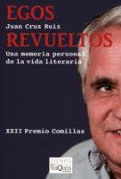 El ego del editor. Juan Cruz. Por Yolanda Delgado Batista