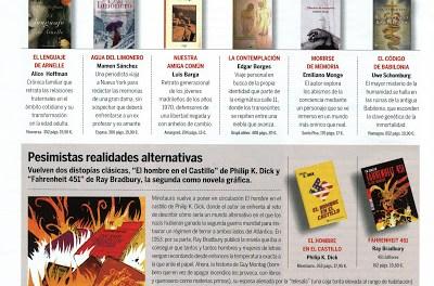 Qué Leer. Novedades. Junio 2010 nº 155