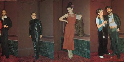 Nueva York, 1977. Studio 54. Por Malcolm Larder