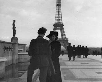 Noche y niebla en el París ocupado. Traficantes, espías y mercado negro. Fernando Castillo. Luis de León Barga