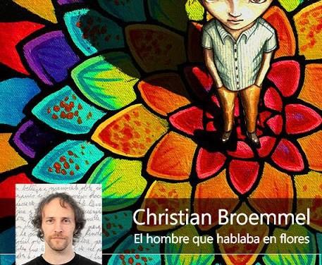 Christian Broemmel, el escritor de las libretas negras y juegos de mente. Sandra Ávila