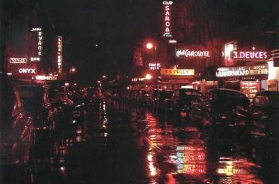 La  noche de  Manhattan. Luis de León Barga