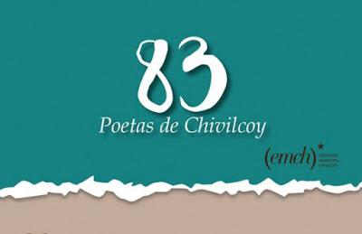 Ochenta y tres poetas de Chivilcoy
