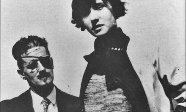 Cartas de amor a Nora Barnacle. James Joyce