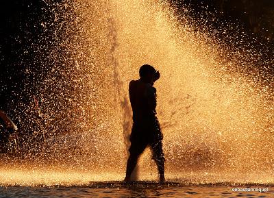 Fotografía. Sebastián Miquel, el hijo del agua
