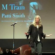 M. Train. Patti Smith