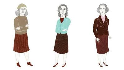 Mujeres de la posguerra. Inmaculada de la Fuente