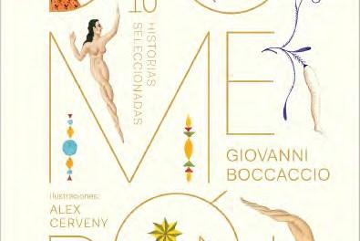 El Decamerón. Giovanni Boccaccio. Ilustraciones de Alex Cerveny