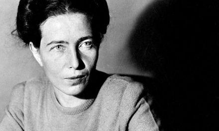 Un castor llamado Simone de Beauvoir