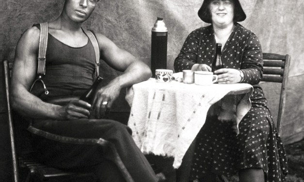 August Sander o el catálogo de su tiempo