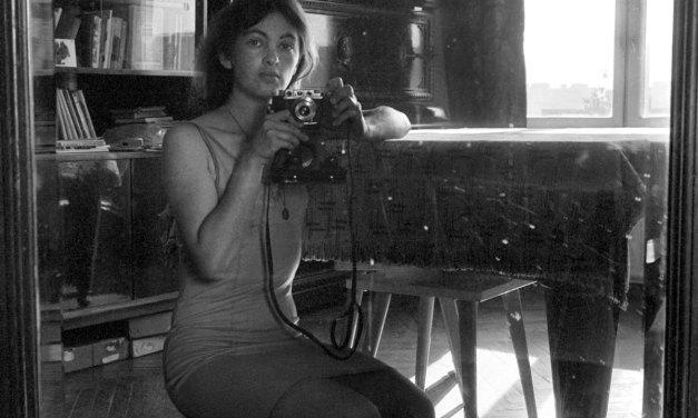 Masha Ivashintsova, fotógrafa rusa (1942-2000)