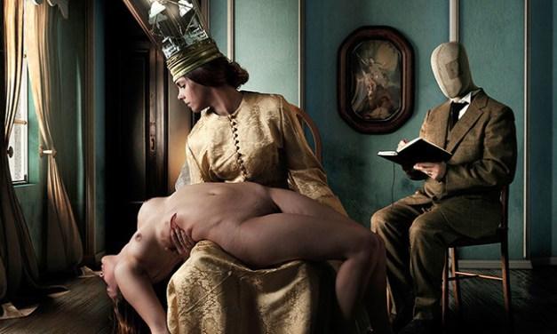 Las fotos de Jamie Baldridgeson como un cuento de hadas actualizado