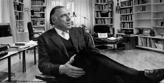 El autor y su editor, de Siegfried Unseld