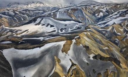 Hans Strand, la fotografía de paisaje a vista de pájaro