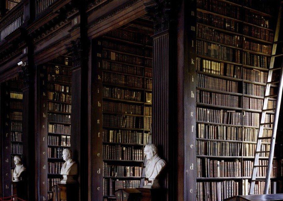 Massimo Listri, las bibliotecas mas hermosas del mundo