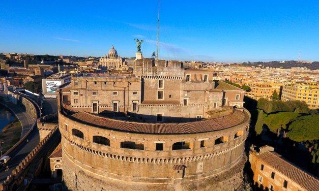 El castillo del Santo Ángel en Roma y otras pandemias antiguas