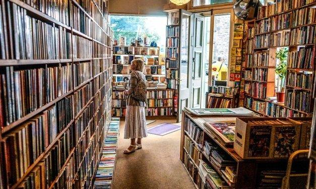 Una librería en Berlín. Françoise Frenkel. Prólogo de Patrick Modiano