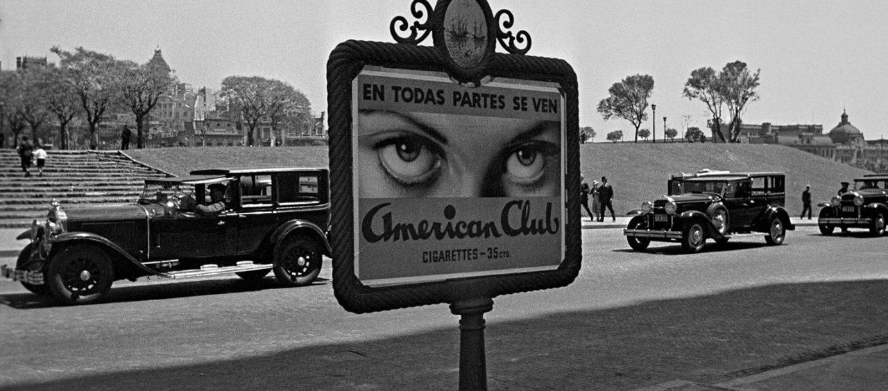 Horacio Coppola, la primera mirada moderna de la fotografía argentina