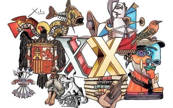 ¿Quienes somos? 55 libros de la literatura española del siglo XX. Constantino Bértolo. Periférica, 2021