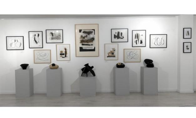 Federico Echevarría, penúltimas esculturas