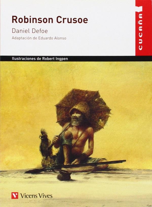 Robinson Crusoe Edición Resumida Libros Para Jóvenes