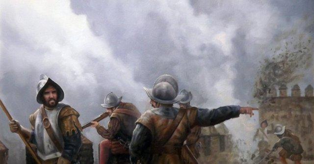 Castelnuovo, sangre y gloria II